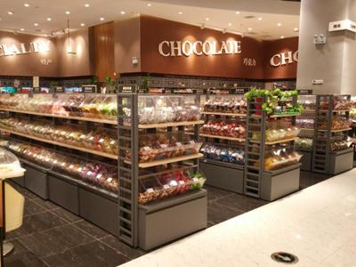 甘肃超市货架