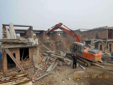 沈陽建筑拆除