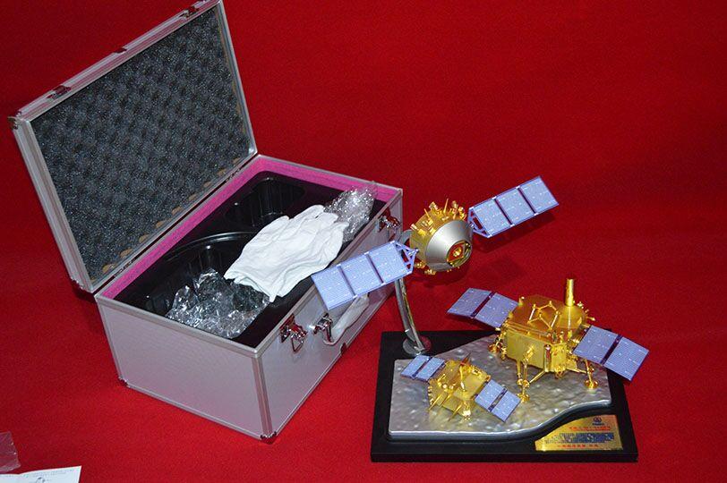 嫦娥5号模型
