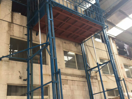 河南液压升降货梯供应厂家