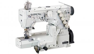 标准GK337系列筒式绷缝机