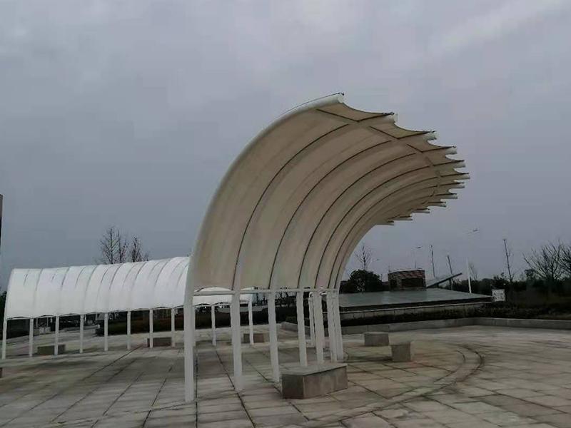 膜衣材料钢结构