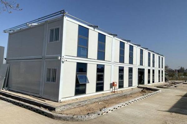轻钢复合材料房屋