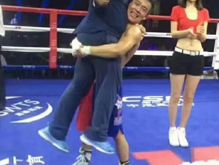 沈阳拳击教练培训