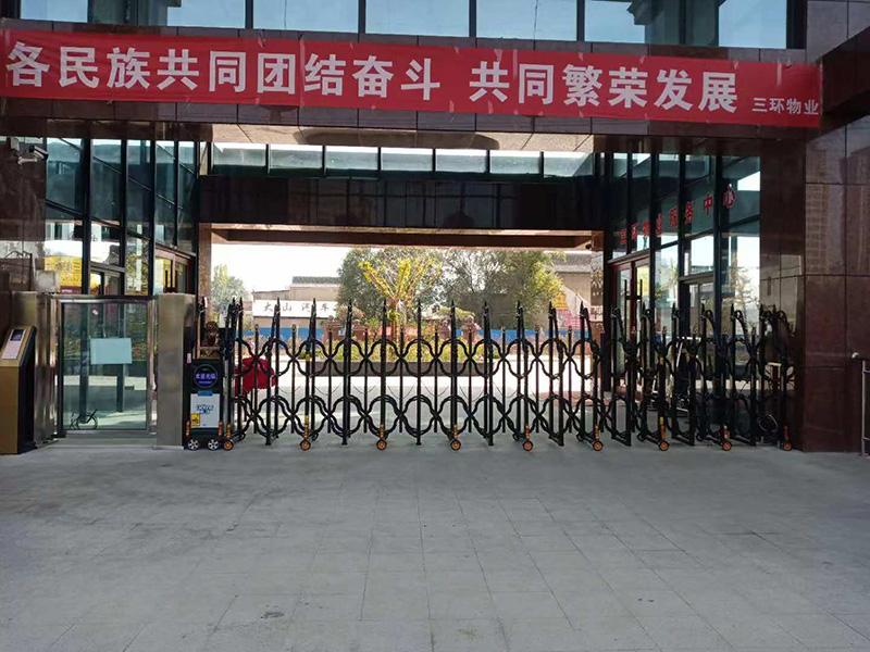 甘肅小區門禁系統
