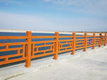 青海仿木护栏