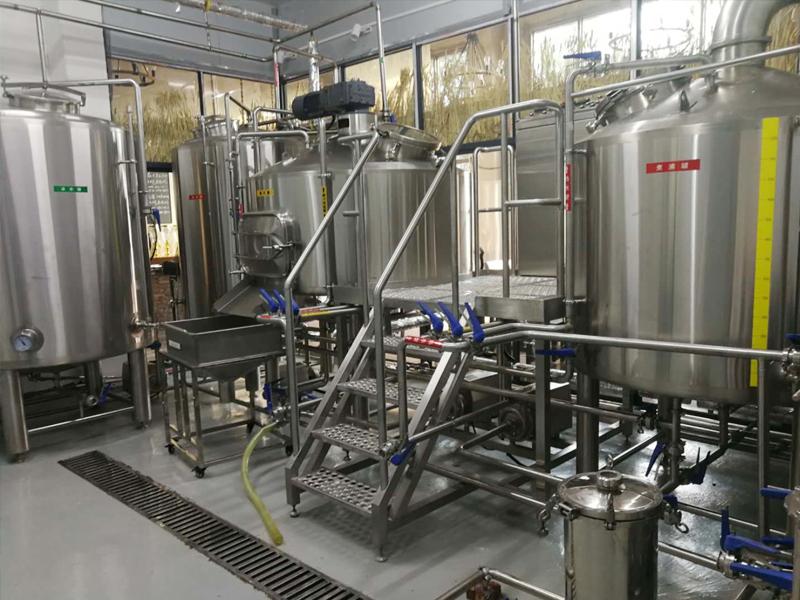 精酿啤酒屋设备
