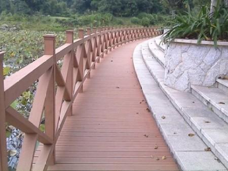 西安塑木栏杆