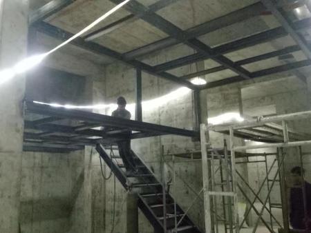 沈阳钢结构隔层