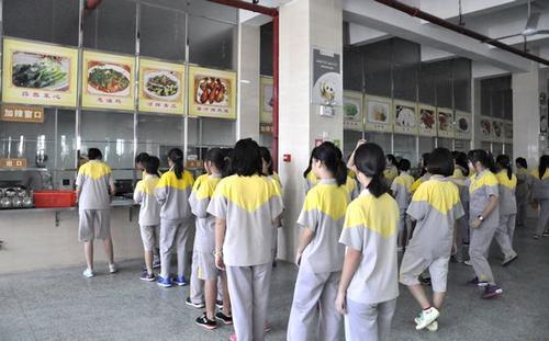 学校食堂管理