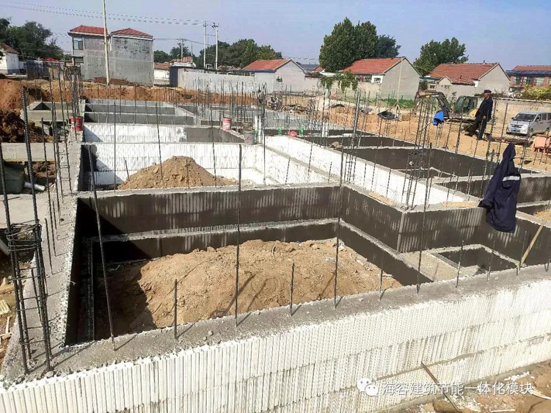 海容模块建房