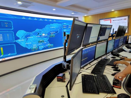 内蒙古新能源《集控中心融合调度通信》项目分享