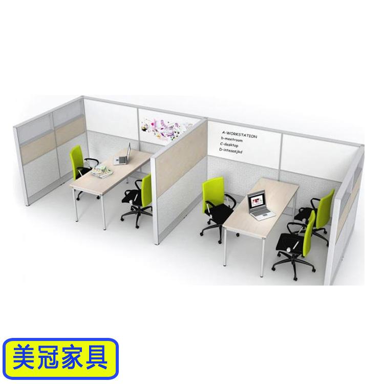许昌办公屏风桌