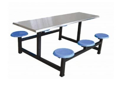 漯河6人位靠背餐桌椅