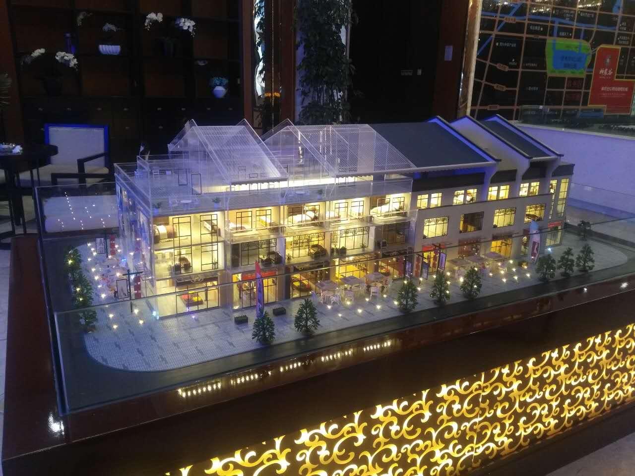 沈阳建筑沙盘模型