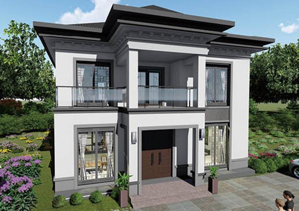 钢结构别墅定制