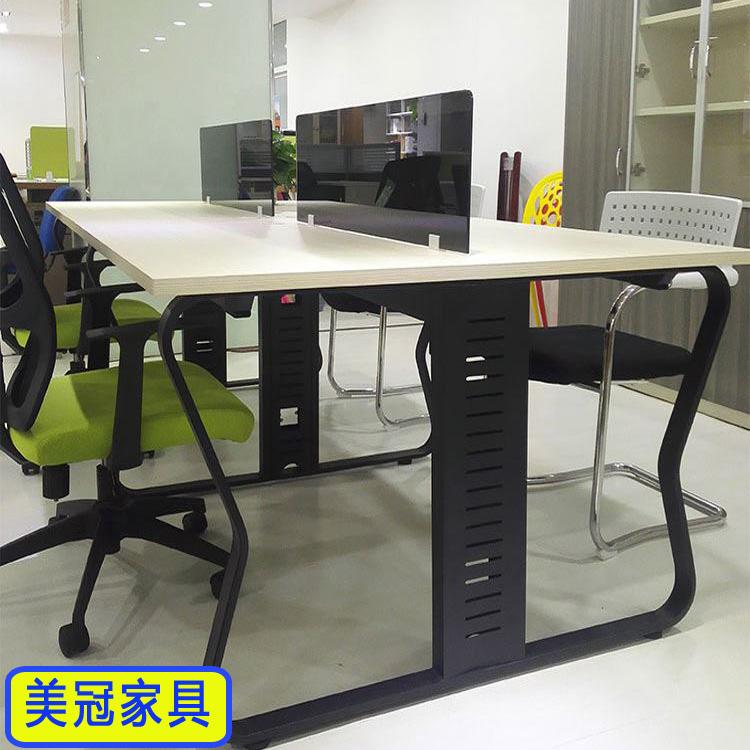 三门峡带钢架的工位桌