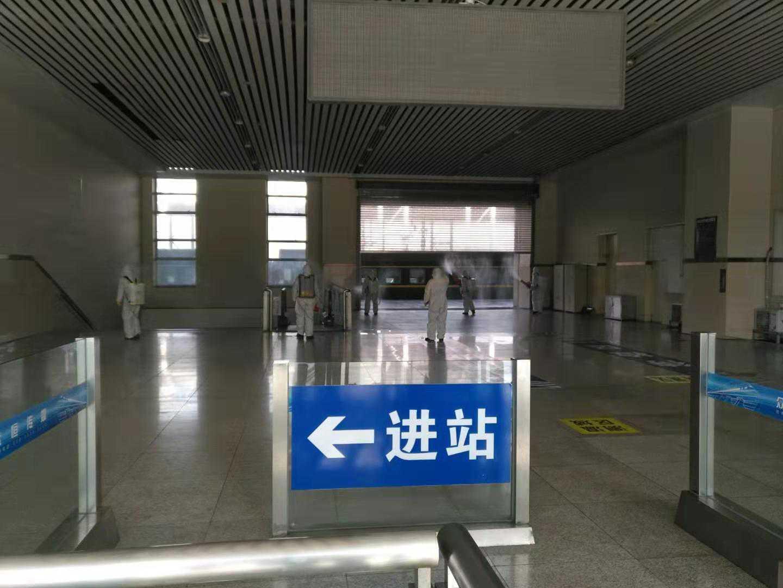 火車站、客運站