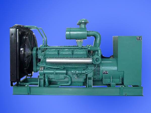 400kw上柴发电机组厂家