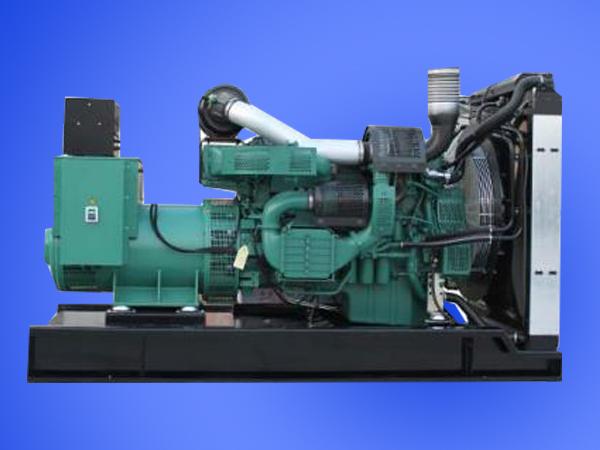 500kw上柴发电机组图片