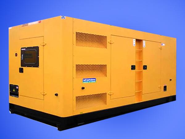 200kw静音发电机组