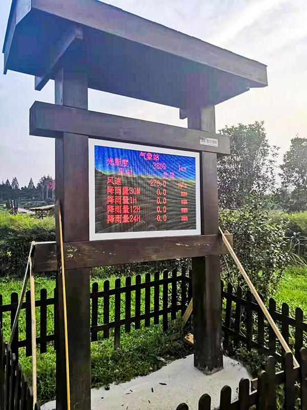 邛崃市夹关镇茶园物联网建设项目