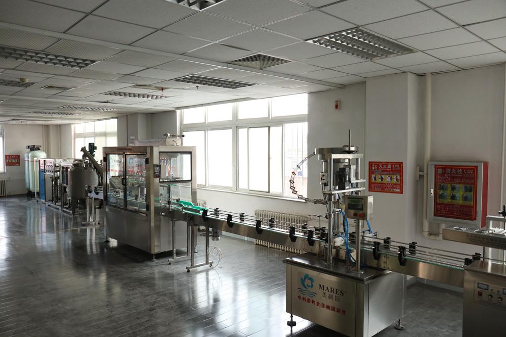 尿素液灌装机