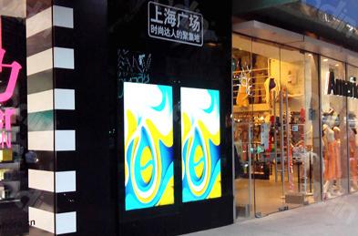 河南LED顯示屏廣告機產品