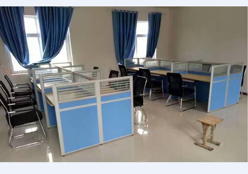 濮阳钢架办公桌