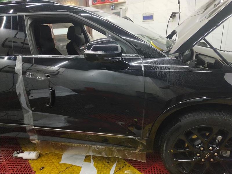 汽车隐形车衣技术培训