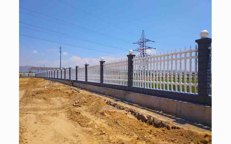 青海水泥艺术围栏