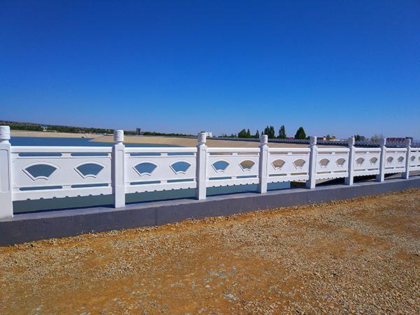 兰州河道护栏