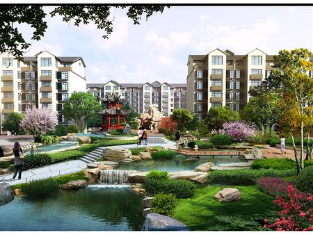 兰州景区规划设计