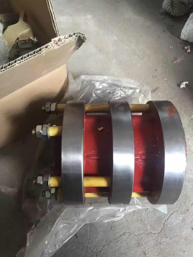 沈阳电机集电环