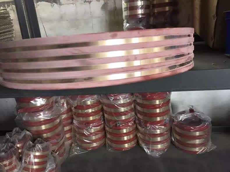线缆设备专用集电环