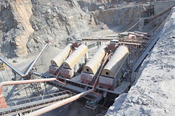 石灰石機制砂生產線廠家