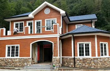 洛陽輕鋼別墅房屋代理加盟