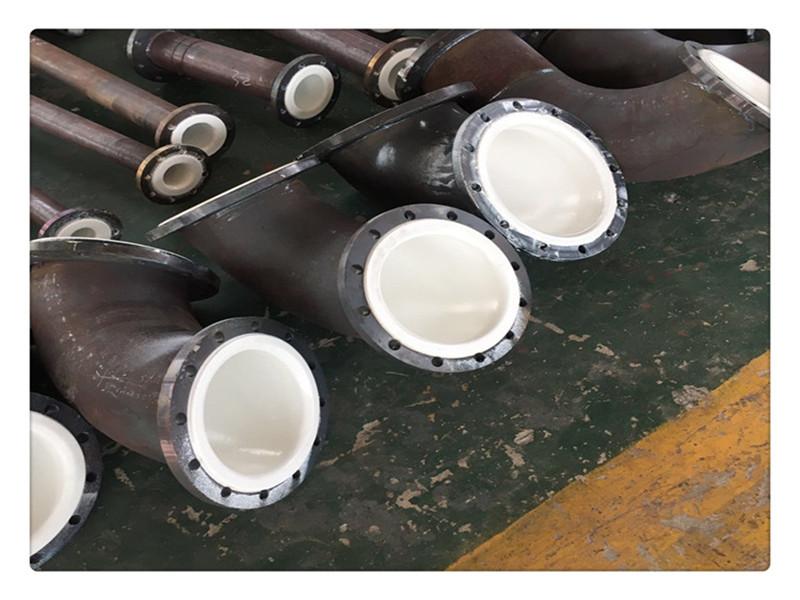 福建海边污水处理管道426*8衬塑螺旋钢管厂家