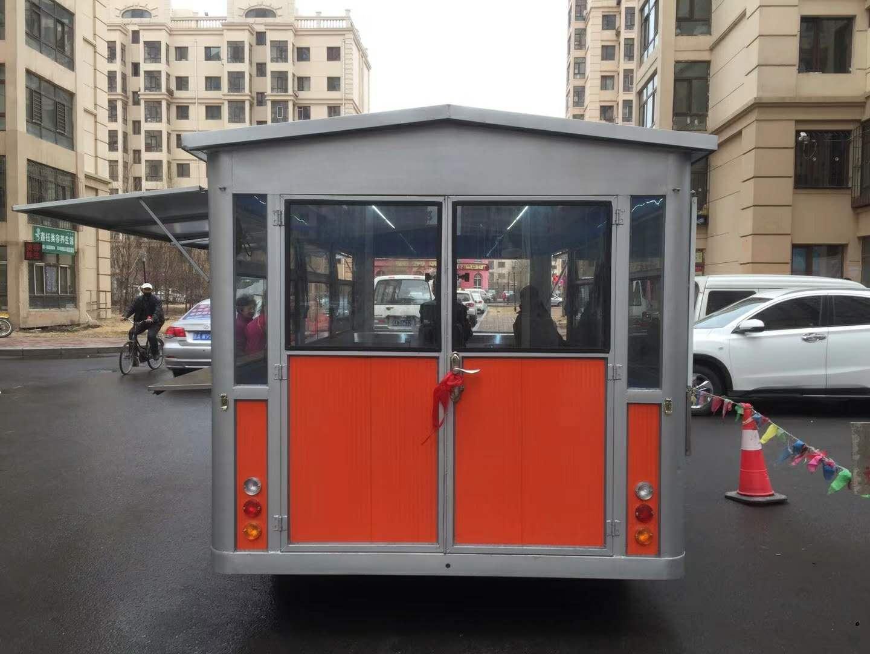 哈尔滨流动小吃车