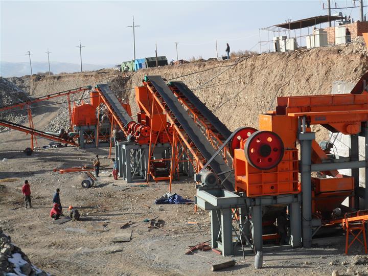 河南機制砂生產線供應廠家