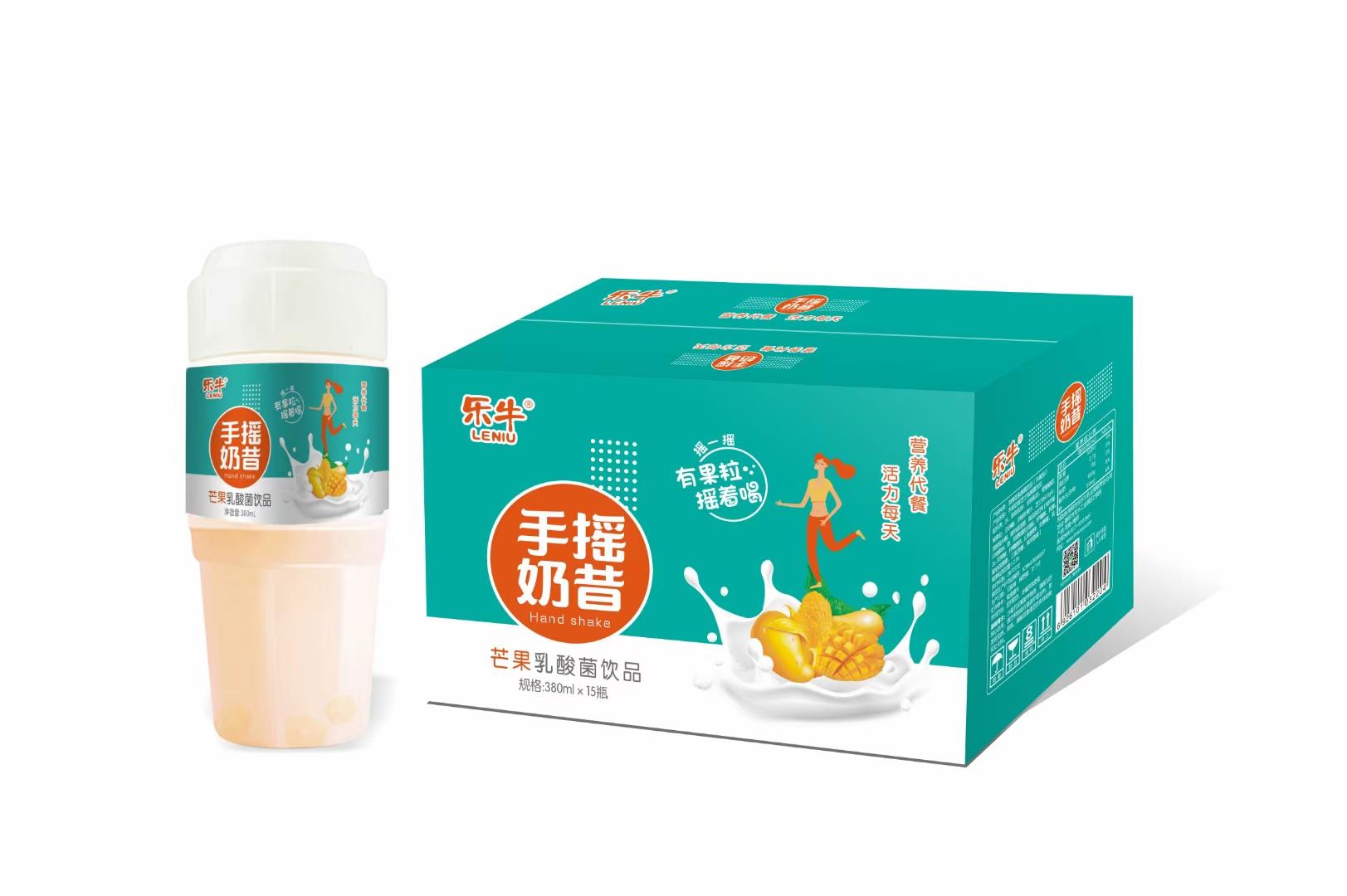 黄桃乳酸菌