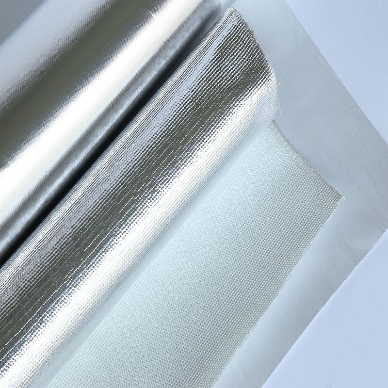 鋁箔隔熱布