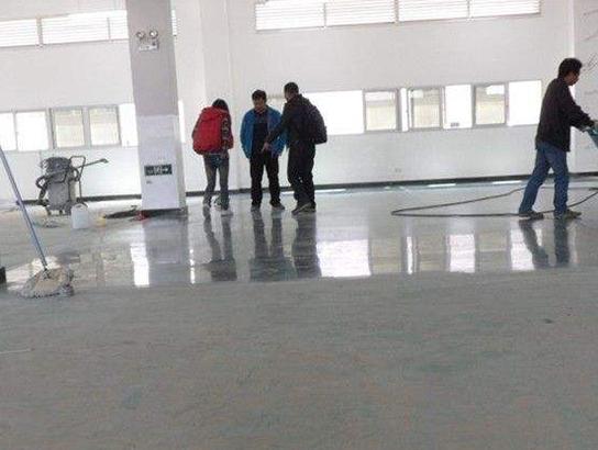 锦州水泥地面翻新