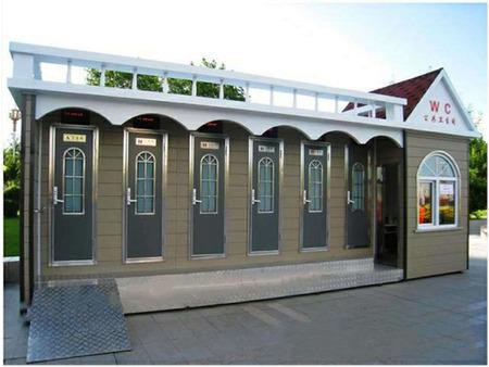 兰州环保厕所