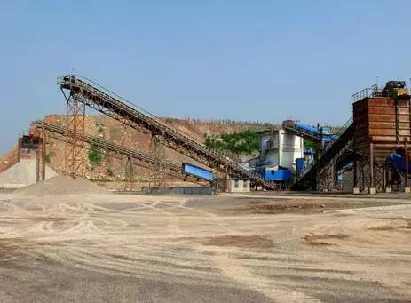 機制砂生產線