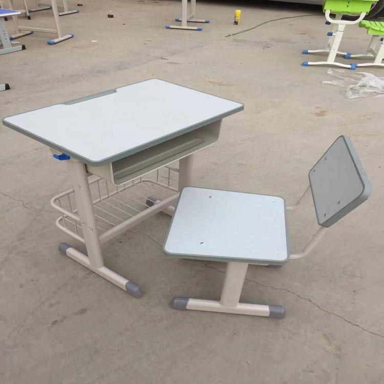 漯河雙人固定課桌凳
