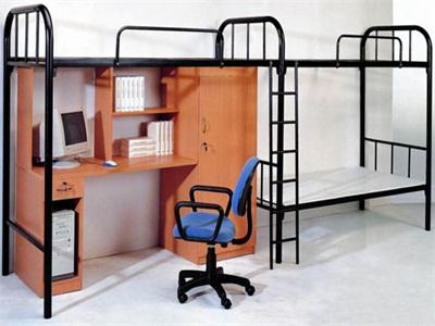 洛阳学生连体公寓床