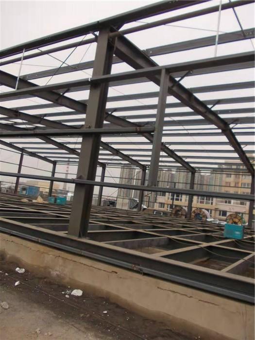 盘锦钢结构工程