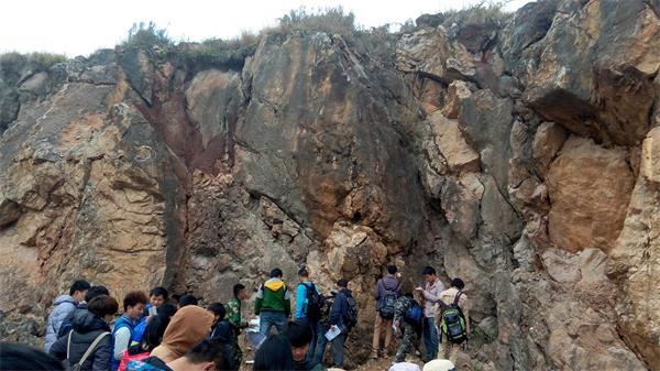 宁河地质勘测