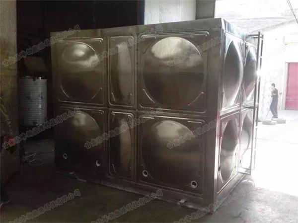 兰州不锈钢水箱